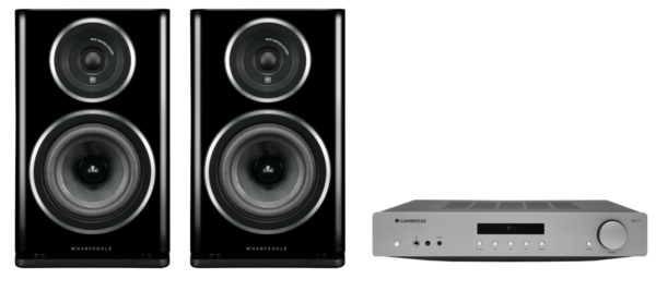 Pachete PROMO STEREO Pachet PROMO Wharfedale Diamond 11.2 + Cambridge Audio AXA35Pachet PROMO Wharfedale Diamond 11.2 + Cambridge Audio AXA35