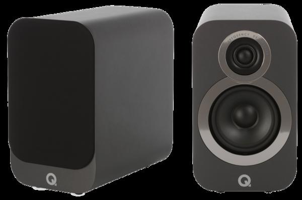 Boxe Boxe Q Acoustics 3010i Graphite Grey ResigilatBoxe Q Acoustics 3010i Graphite Grey Resigilat