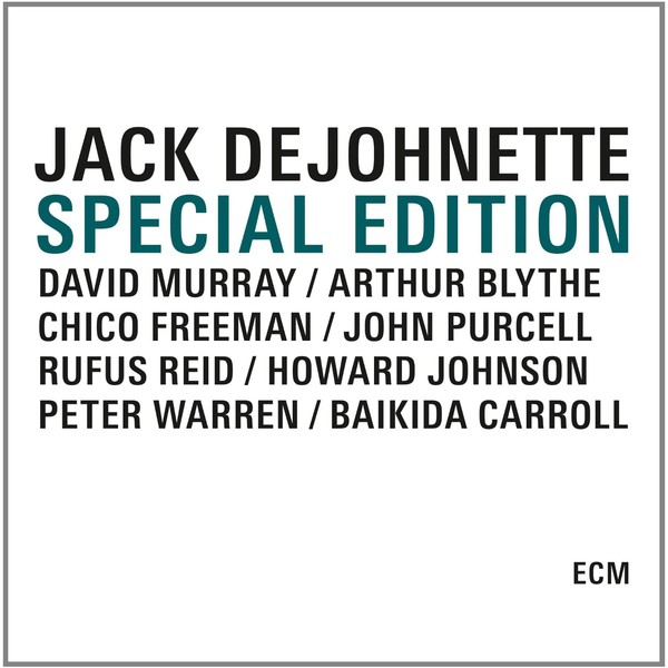 Muzica CD CD ECM Records Jack DeJohnette: Special Edition (4 CD-Box)CD ECM Records Jack DeJohnette: Special Edition (4 CD-Box)