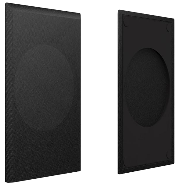Accesorii KEF Q150 Black cloth grilleKEF Q150 Black cloth grille