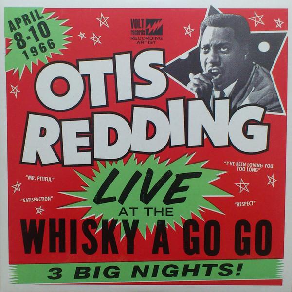 Viniluri VINIL Universal Records Otis Redding - Live At The Whisky A Go GoVINIL Universal Records Otis Redding - Live At The Whisky A Go Go
