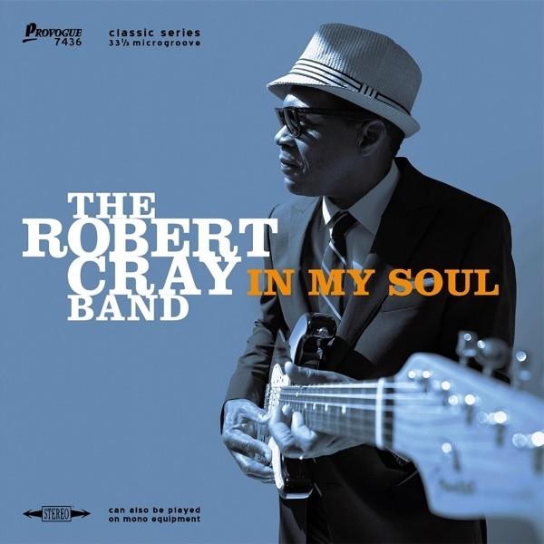 Viniluri VINIL Universal Records Robert Cray - In My SoulVINIL Universal Records Robert Cray - In My Soul