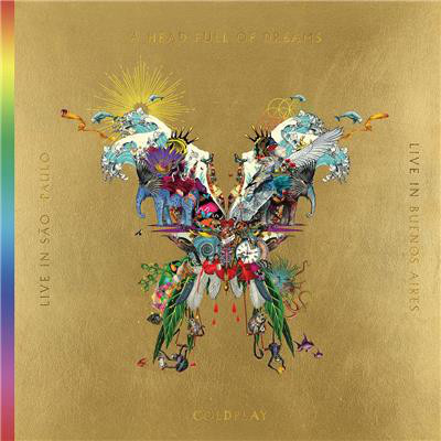 Viniluri VINIL Universal Records Coldplay - Live In Buenos Aires / Live In Sao Paulo / A Head Full Of DreamsVINIL Universal Records Coldplay - Live In Buenos Aires / Live In Sao Paulo / A Head Full Of Dreams