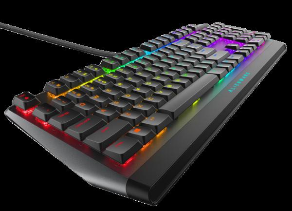 Accesorii PC si Laptop Alienware Tastatura Gaming AW510K Cherry MX Low Profile MecanicaAlienware Tastatura Gaming AW510K Cherry MX Low Profile Mecanica