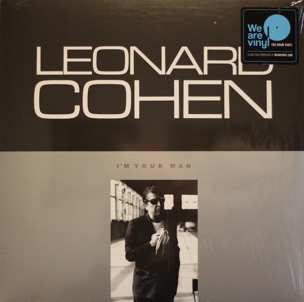 Viniluri VINIL Universal Records Leonard Cohen - I'm Your ManVINIL Universal Records Leonard Cohen - I'm Your Man
