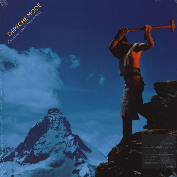 Viniluri VINIL Universal Records Depeche Mode - Construction Time AgainVINIL Universal Records Depeche Mode - Construction Time Again