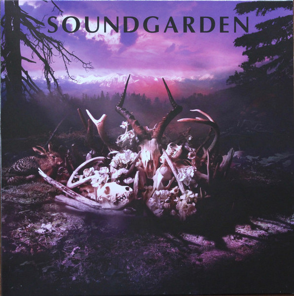 Viniluri VINIL Universal Records Soundgarden ‎- King Animal DemosVINIL Universal Records Soundgarden ‎- King Animal Demos