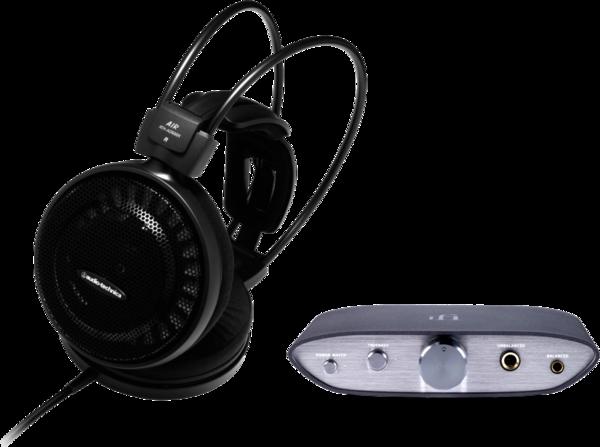 Pachete PROMO Casti si AMP Pachet PROMO Audio-Technica ATH-AD500X + iFi Audio ZEN DACPachet PROMO Audio-Technica ATH-AD500X + iFi Audio ZEN DAC