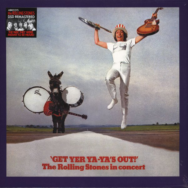 Viniluri VINIL Universal Records The Rolling Stones - Get Yer Ya-ya's Out! - The Rolling Stones In ConcertVINIL Universal Records The Rolling Stones - Get Yer Ya-ya's Out! - The Rolling Stones In Concert