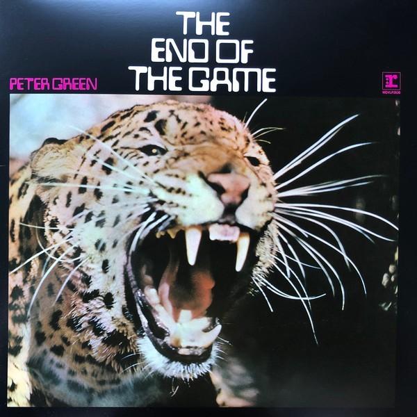 Viniluri VINIL Universal Records Peter Green - The End Of The GameVINIL Universal Records Peter Green - The End Of The Game