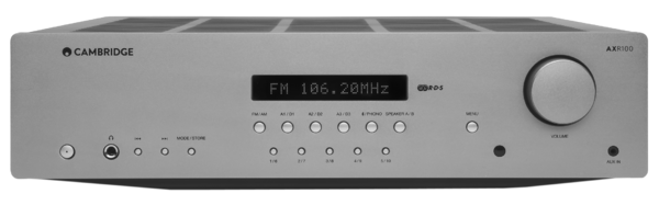 Amplificatoare integrate Amplificator Cambridge Audio AXR100 ResigilatAmplificator Cambridge Audio AXR100 Resigilat