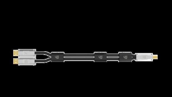 Cabluri audio Cablu iFi Audio Gemini Dual-Headed CableCablu iFi Audio Gemini Dual-Headed Cable