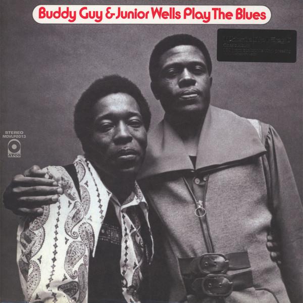 Viniluri VINIL Universal Records Buddy Guy & Junior Wells - Play The BluesVINIL Universal Records Buddy Guy & Junior Wells - Play The Blues