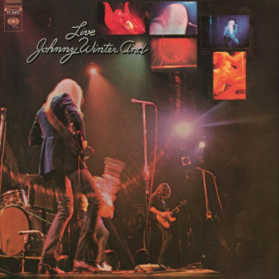 Viniluri VINIL Universal Records Johnny Winter - Live Johnny Winter AndVINIL Universal Records Johnny Winter - Live Johnny Winter And