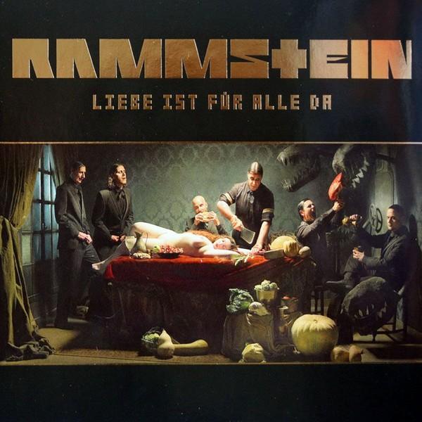 Viniluri VINIL Universal Records Rammstein - Liebe Ist Fur Alle DaVINIL Universal Records Rammstein - Liebe Ist Fur Alle Da