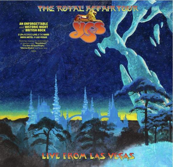 Viniluri VINIL Universal Records Yes - The Royal Affair Tour: Live From Las VegasVINIL Universal Records Yes - The Royal Affair Tour: Live From Las Vegas