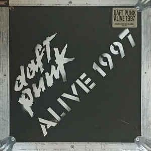 Viniluri VINIL Universal Records Daft Punk - Alive 1997VINIL Universal Records Daft Punk - Alive 1997
