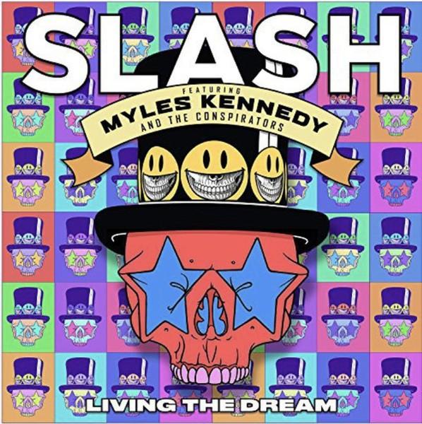 Viniluri VINIL Universal Records Slash, Myles Kennedy, The Conspirators - Living the DreamVINIL Universal Records Slash, Myles Kennedy, The Conspirators - Living the Dream