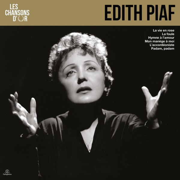 Viniluri VINIL Universal Records Edith Piaf - Les Chansons DOrVINIL Universal Records Edith Piaf - Les Chansons DOr