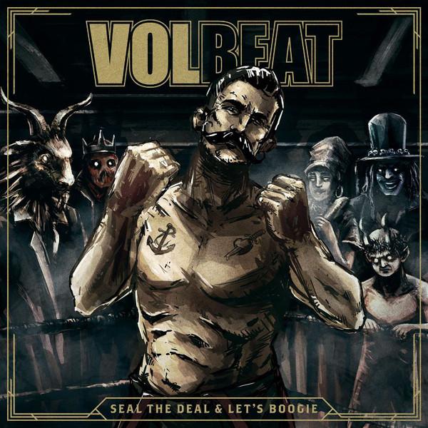 Viniluri VINIL Universal Records Volbeat - Seal The Deal & Let's BoogieVINIL Universal Records Volbeat - Seal The Deal & Let's Boogie