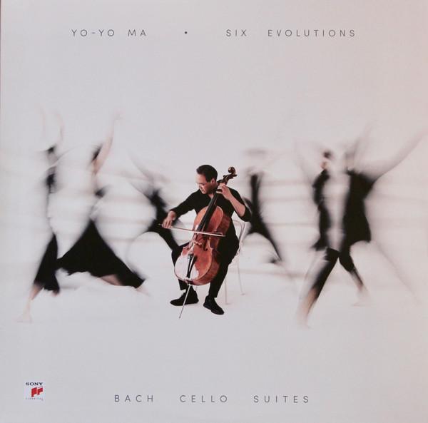 Viniluri VINIL Universal Records Yo-Yo Ma - Six Evolutions - Bach: Cello SuitesVINIL Universal Records Yo-Yo Ma - Six Evolutions - Bach: Cello Suites