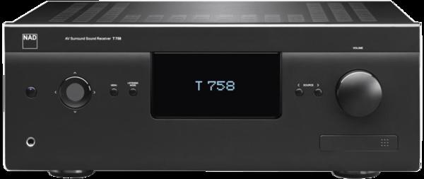 Receivere AV Receiver NAD T 758 V3 ResigilatReceiver NAD T 758 V3 Resigilat