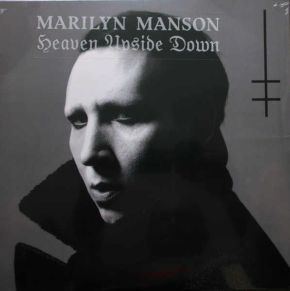 Viniluri VINIL Universal Records Marilyn Manson - Heaven Upside DownVINIL Universal Records Marilyn Manson - Heaven Upside Down