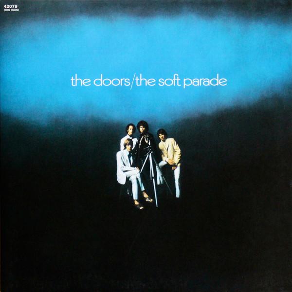 Viniluri VINIL Universal Records The Doors - The Soft ParadeVINIL Universal Records The Doors - The Soft Parade
