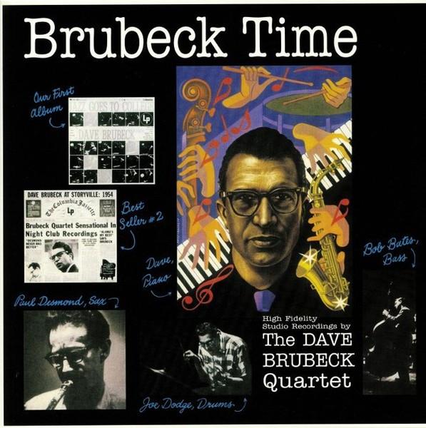 Viniluri VINIL Universal Records Dave Brubeck - Brubeck TimeVINIL Universal Records Dave Brubeck - Brubeck Time