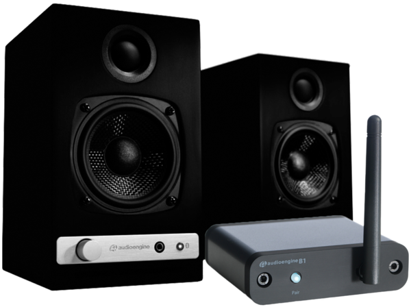 Pachete PROMO STEREO Pachet PROMO Audioengine HD3 + Audioengine B1Pachet PROMO Audioengine HD3 + Audioengine B1