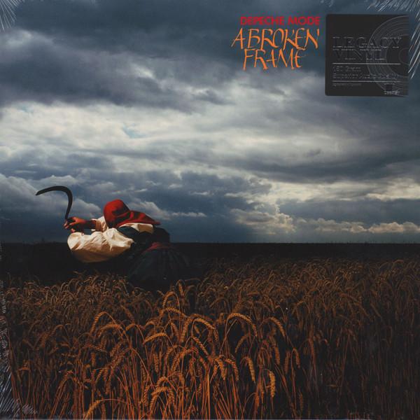 Viniluri VINIL Universal Records Depeche Mode - A Broken FrameVINIL Universal Records Depeche Mode - A Broken Frame