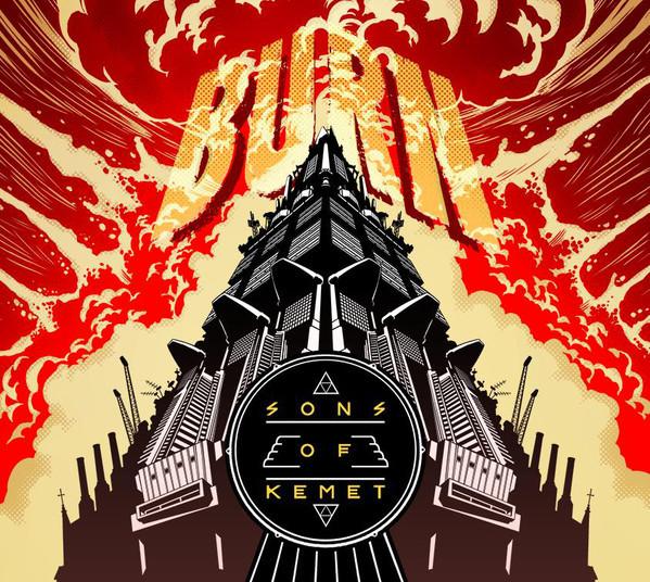 Viniluri VINIL Naim Sons Of Kemet: BurnVINIL Naim Sons Of Kemet: Burn