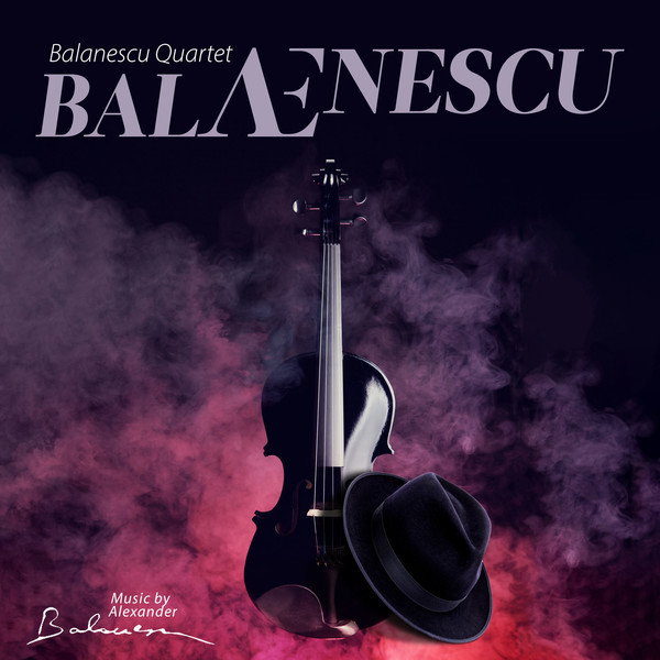 Muzica CD CD Universal Music Romania Balanescu Quartet - BalaEnescuCD Universal Music Romania Balanescu Quartet - BalaEnescu