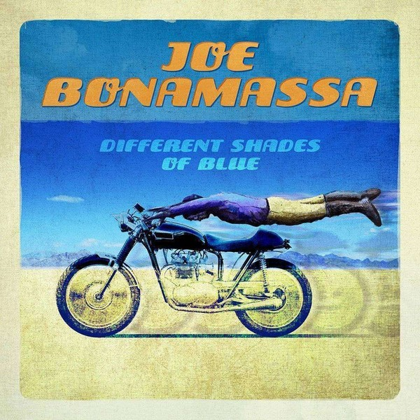Viniluri VINIL Universal Records Joe Bonamassa - Different Shades Of BlueVINIL Universal Records Joe Bonamassa - Different Shades Of Blue