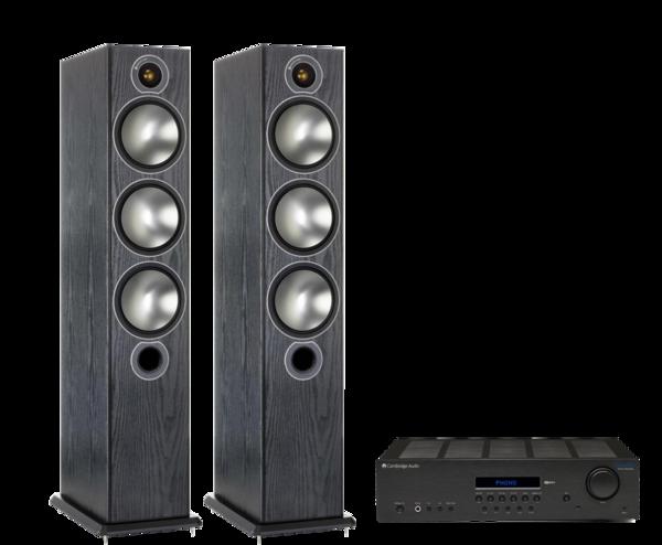 Pachete PROMO STEREO Pachet PROMO Monitor Audio Bronze 6 + Cambridge Audio Topaz SR20Pachet PROMO Monitor Audio Bronze 6 + Cambridge Audio Topaz SR20