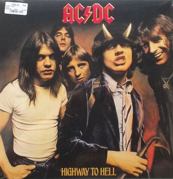 Viniluri VINIL Universal Records AC/DC - Highway To HellVINIL Universal Records AC/DC - Highway To Hell