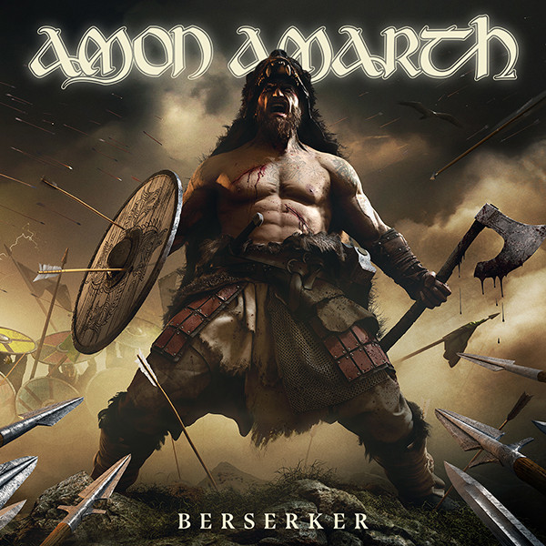 Viniluri VINIL Universal Records Amon Amarth - BerserkerVINIL Universal Records Amon Amarth - Berserker