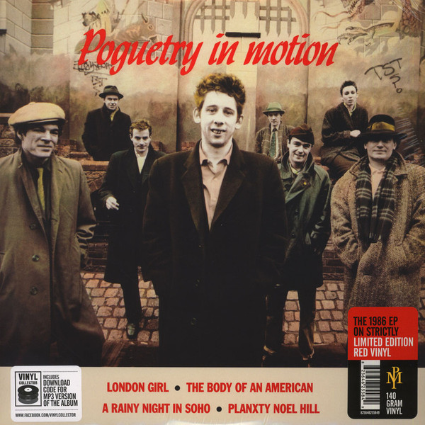 Viniluri VINIL Universal Records The Pogues - Poguetry In MotionVINIL Universal Records The Pogues - Poguetry In Motion