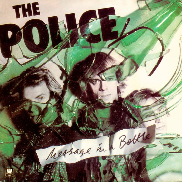 Viniluri VINIL Universal Records The Police - Massage In A BottleVINIL Universal Records The Police - Massage In A Bottle