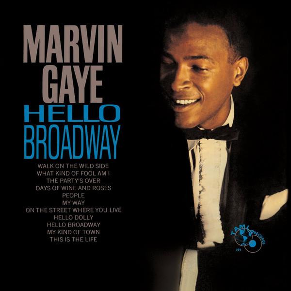 Viniluri VINIL Universal Records Marvin Gaye - Hello BroadwayVINIL Universal Records Marvin Gaye - Hello Broadway