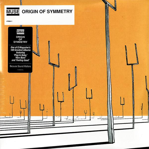 Viniluri VINIL Universal Records Muse - Origins Of SymmetryVINIL Universal Records Muse - Origins Of Symmetry