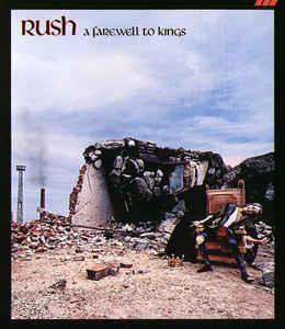 DVD & Bluray BLURAY Universal Records Rush - A Farewell To Kings (BluRay Audio)BLURAY Universal Records Rush - A Farewell To Kings (BluRay Audio)