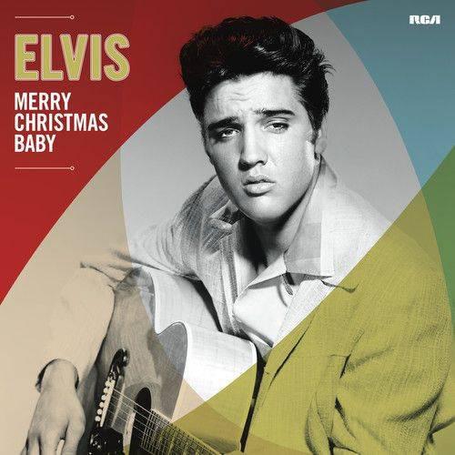 Viniluri VINIL Universal Records Elvis Presley - Merry Christmas BabyVINIL Universal Records Elvis Presley - Merry Christmas Baby