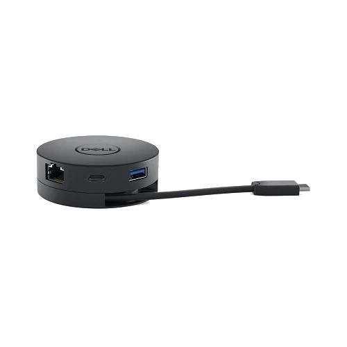 Accesorii PC si Laptop Dell DA300 - Adaptor mobil (6 in 1) USB-CDell DA300 - Adaptor mobil (6 in 1) USB-C