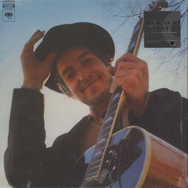 Viniluri VINIL Universal Records Bob Dylan - Nashville SkylineVINIL Universal Records Bob Dylan - Nashville Skyline