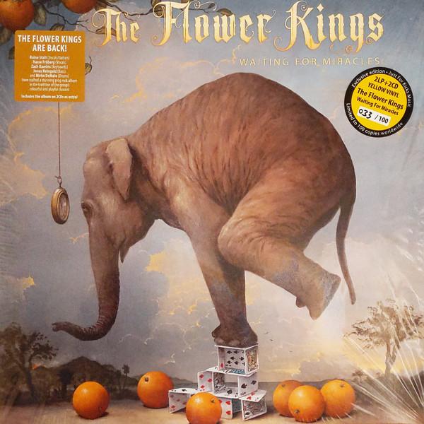 Viniluri VINIL Universal Records The Flower Kings - Waiting For MiraclesVINIL Universal Records The Flower Kings - Waiting For Miracles