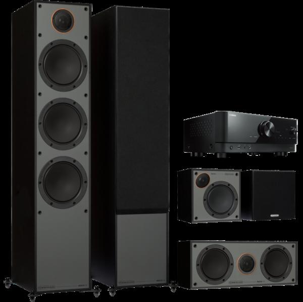 Pachete PROMO SURROUND Pachet PROMO Monitor Audio Monitor 300 pachet 5.0 + Yamaha RX-V4APachet PROMO Monitor Audio Monitor 300 pachet 5.0 + Yamaha RX-V4A