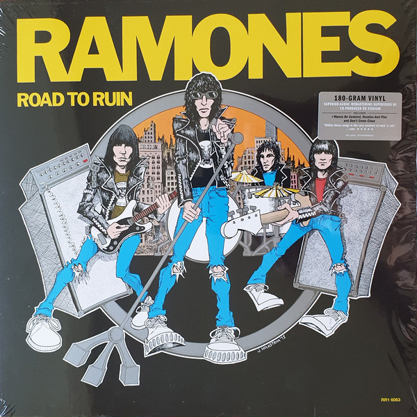 Viniluri VINIL Universal Records Ramones - Road To RuinVINIL Universal Records Ramones - Road To Ruin