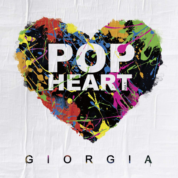 Viniluri VINIL Universal Records Giorgia - Pop Heart VINIL Universal Records Giorgia - Pop Heart