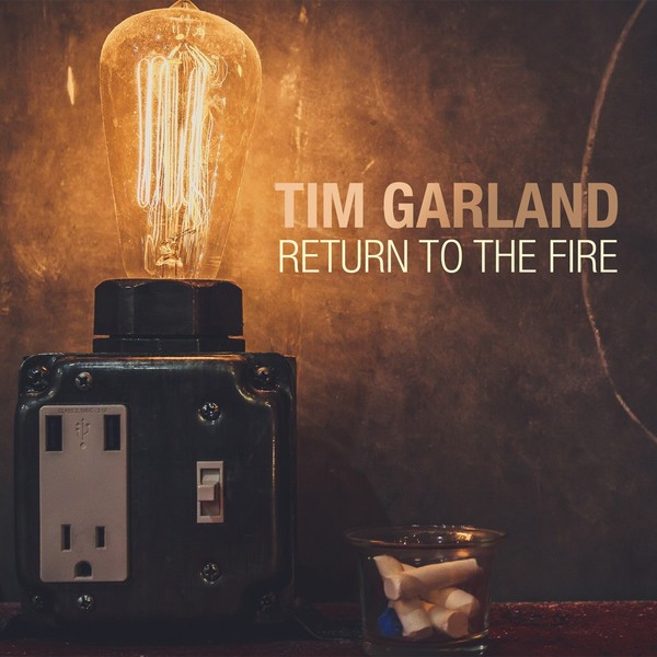 Viniluri VINIL Edition Tim Garland: Return To The FireVINIL Edition Tim Garland: Return To The Fire